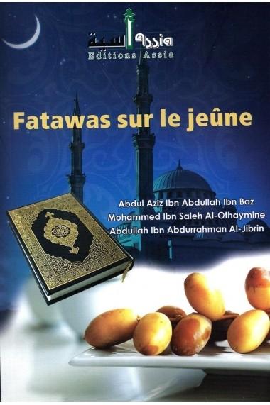 Fatawas sur le jeune - Editions ASSIA