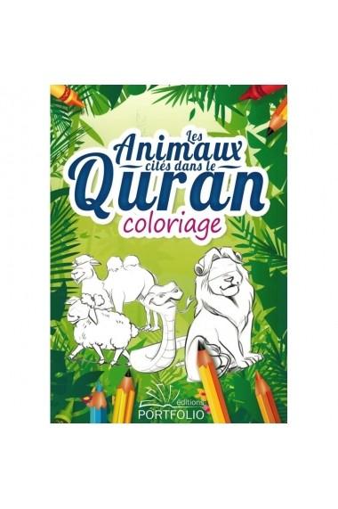 Coloriage - Les animaux cités dans le coran