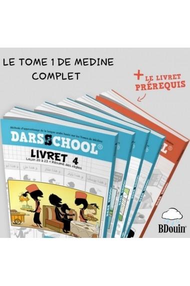 PACK DARSSCHOOL TOME 1 + PREREQUIS - Bdouin