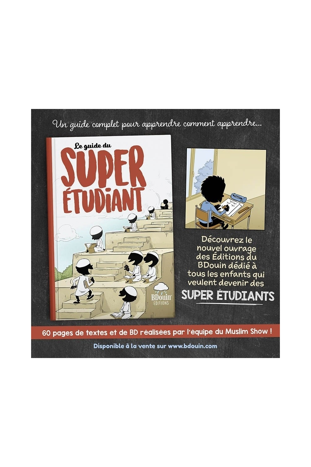 Le guide du Super étudiant - BDOUIN Editions