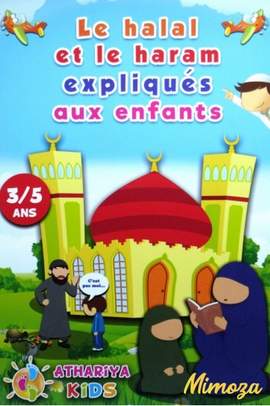 Halal and haram explained to children - 3/5 years old
