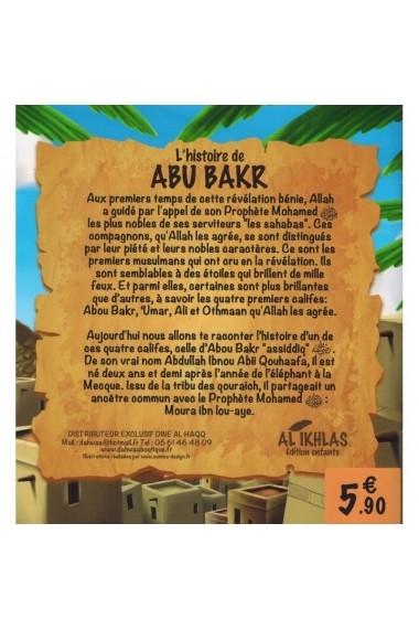 L'HISTOIRE DE ABU BAKR - 7/12 ANS - AL-IKHLAS