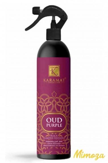 Oud purple deodorant - Karamat - 500 ml