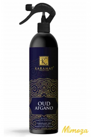 Oud Afgano Air Freshener - Karamat - 500 ml