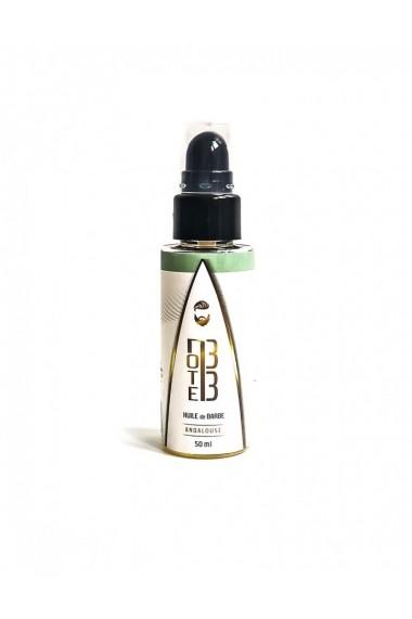 Huile de barbe Andalouse 50 ml