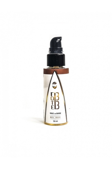 Amber beard oil 50 ml