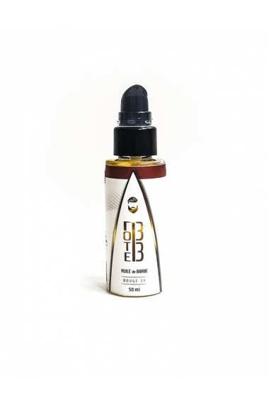 """Red 33"" beard oil 50 ml"