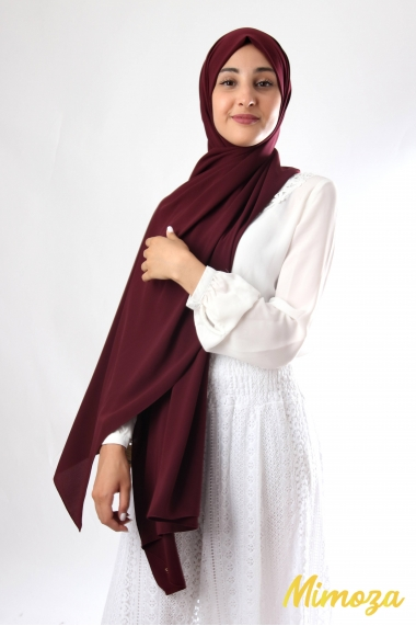 Medina silk hijab Sedef