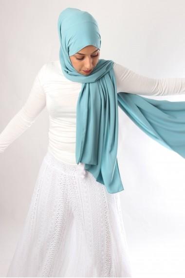 Hijab soie de Médine Ebruli