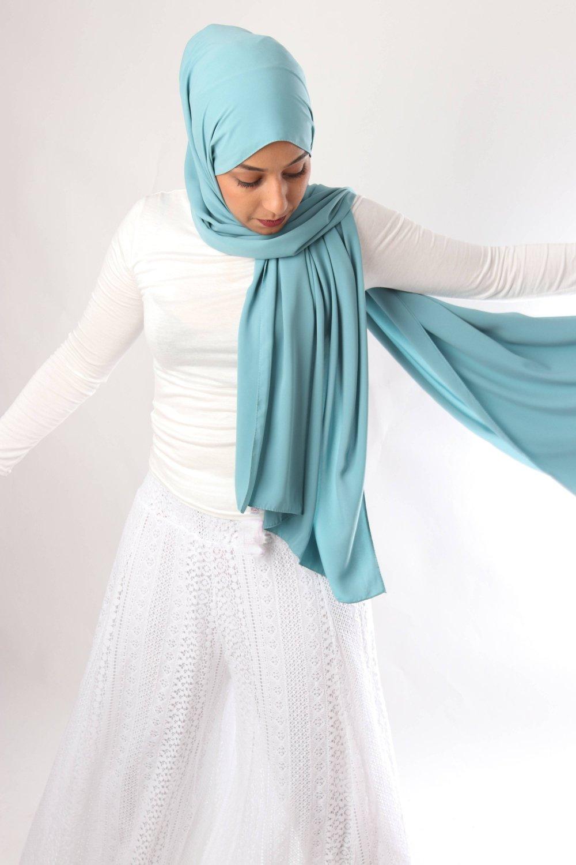 Medina Ebruli silk scarf