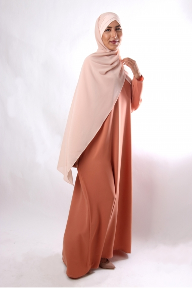 Alexandra long dress abaya
