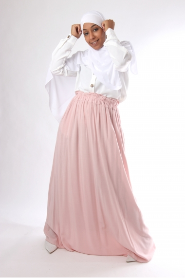 Jaouhar long skirt