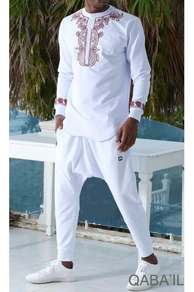 Afro up Qaba'il sweatshirt