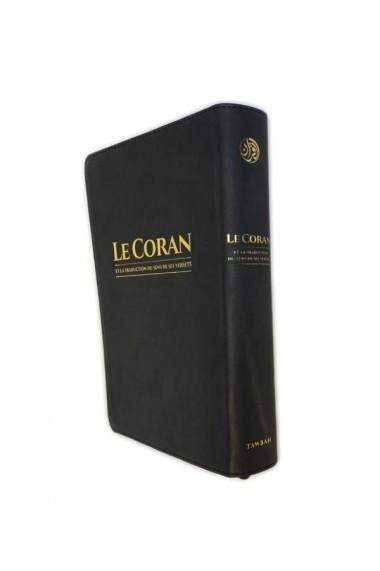 Coran en Français et Arabe avec Commentaire d'Ibn Kathîr - Edition Tawbah