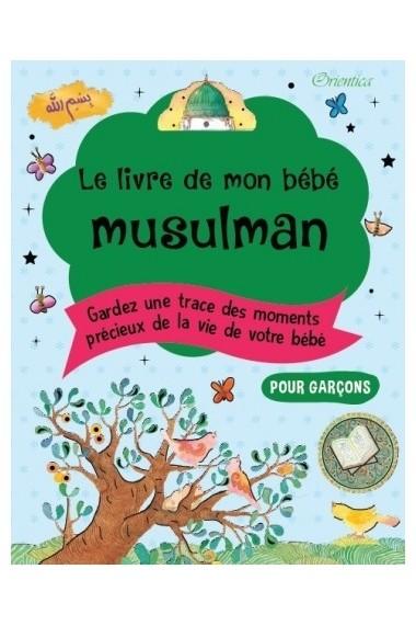 My Muslim Baby's Book Boy Orientica Edition