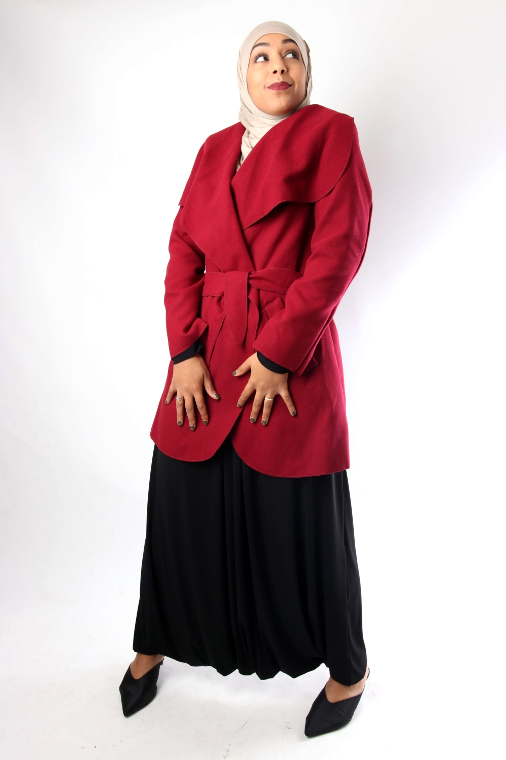 Zarah coat