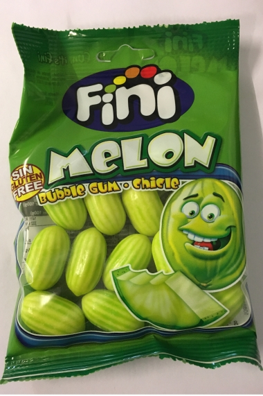 candy halal melon finish