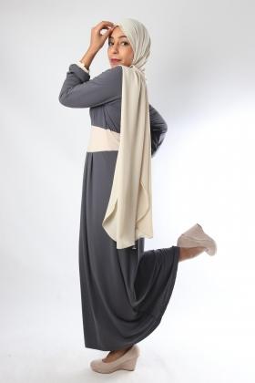 Robe CLAUDINE BICOLORE