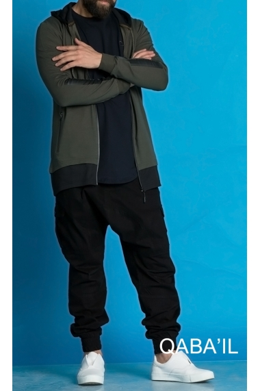 Jacket Naoki Qaba'il