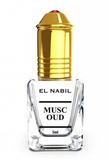 Musk oud El Nabil 5 ml