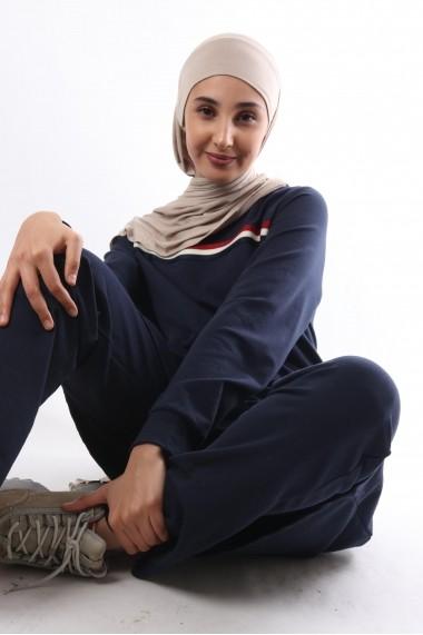 Sana hijabi Sport set