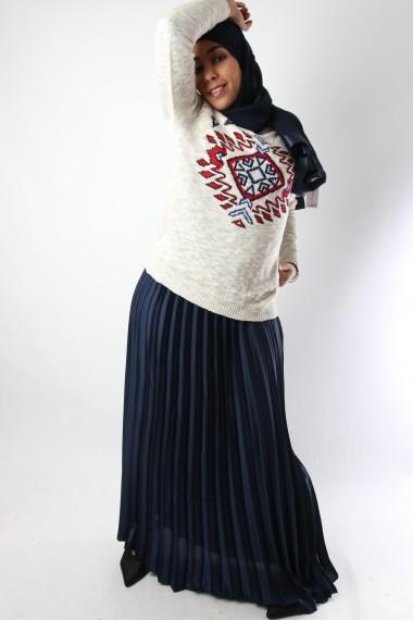 Aztec sweater