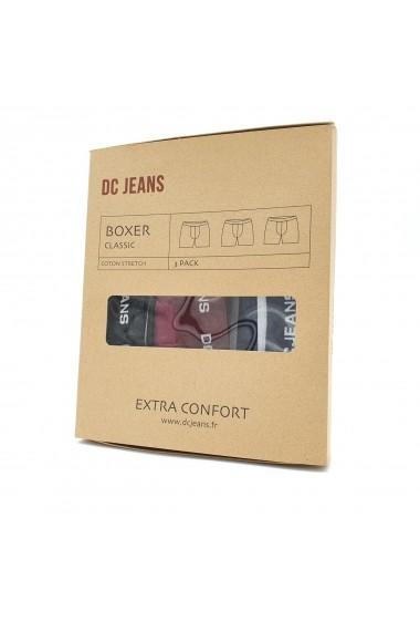Sous vêtement lot de 3 BOXER DC Jeans