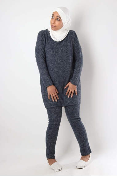 Cocooning sweater and pants set