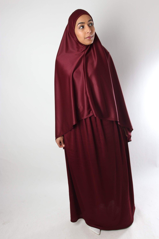 Set prayer clothing prière Safiya