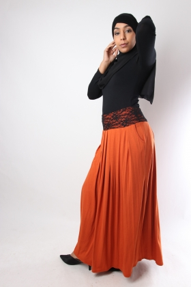 Dentella skirt