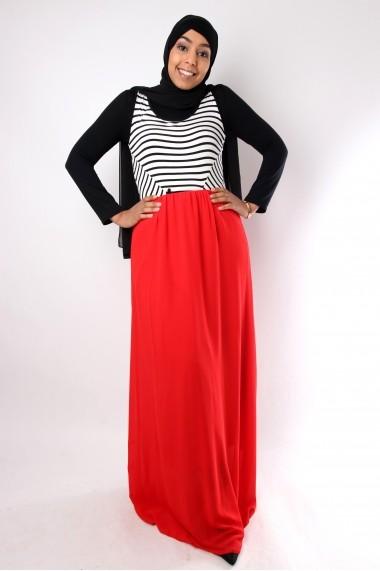 MARINE sleeveless dress