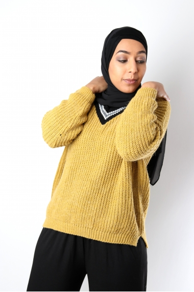 Assila winter sweater