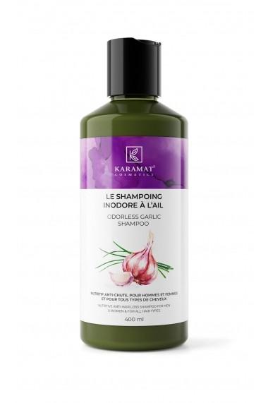 Karamat Odorless Garlic Shampoo