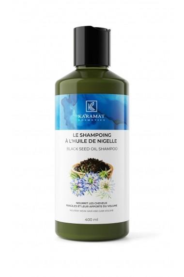 Shampoing à l'huile de nigelle Karamat