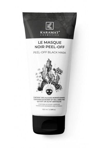 Masque noir peel-off Karamat