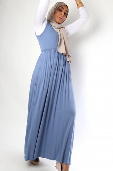 Sleeveless dress NAWEL