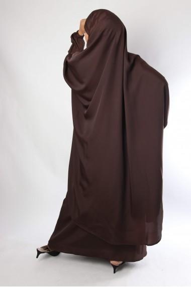 Half jilbab / Straight skirt El Bassira Saluna