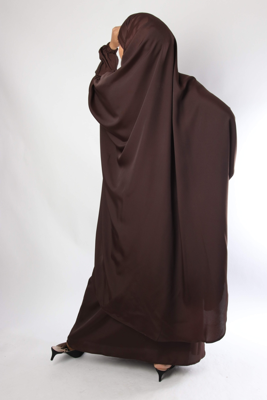 Demi-jilbab / Jupe droite El Bassira Saluna