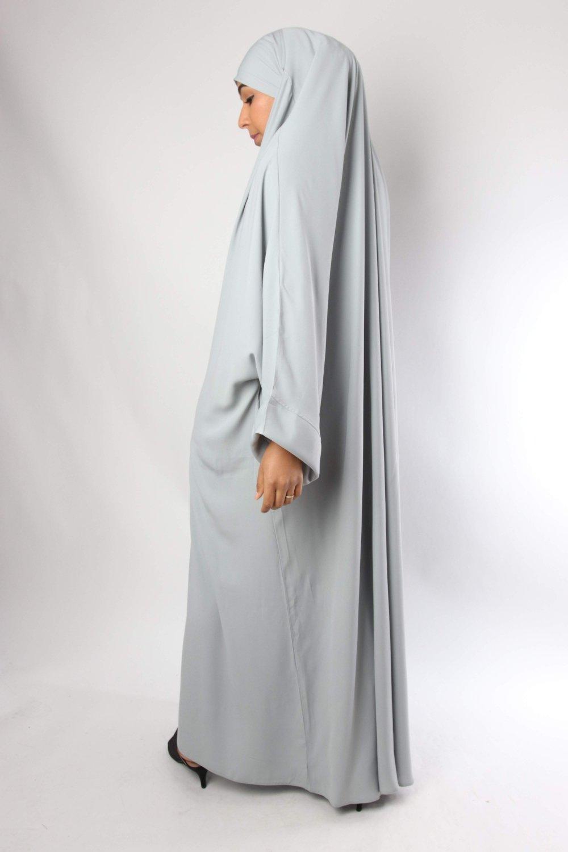 Jilbab 1 pièce El Bassira Cubra