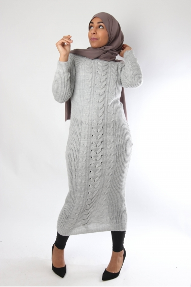 Rubi long sweater dress