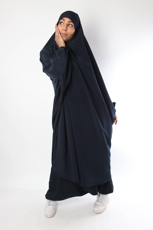 Half jilbab / Harem El Bassira Koshibo