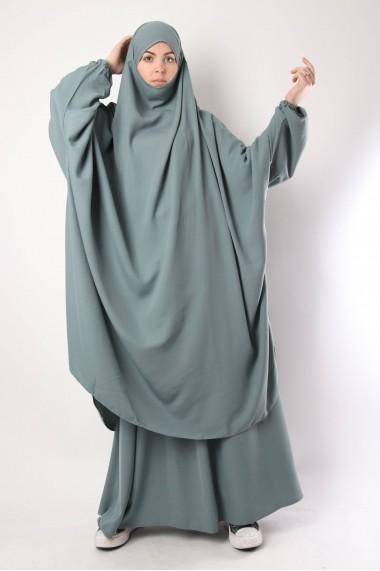 Half jilbab / Skirt Flared El Bassira Cubra