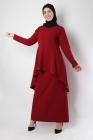 Turkiya tunic and skirt set