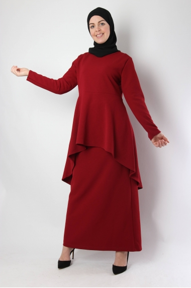 Turkiya tunic and skirt set