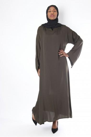 Abaya Saluna brand El Bassira