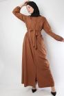 Rachel long dress