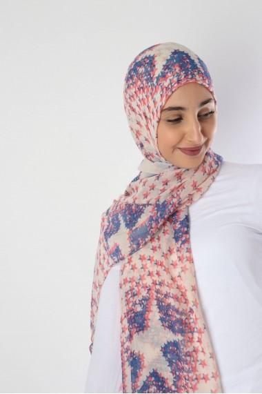 Maxi Hijab Star