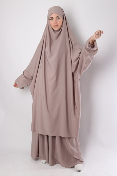 Jilbab Jouliana set with skirt