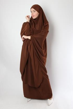 Jilbab butterfly / Straight skirt El Bassira Koshibo