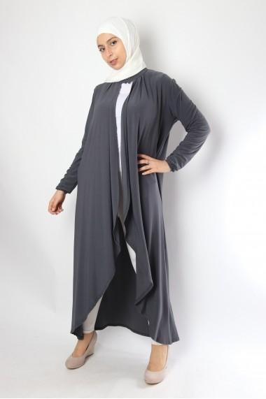 Long waistcoat Oriana